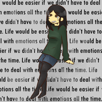 Life would be easier.. by pferty