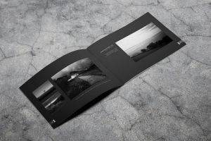 Minimal - Photography Portfolio Book by macrochromatic