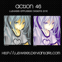 Action 46 by LuSweet