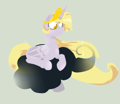 Pwincess Derpy Of Muffin Town by dashing-the-rainbow