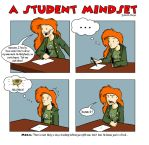 A Student Mindset by SillyStell