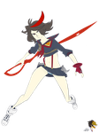 Ryuko Matoi by DemonDice