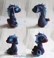 5000 Likes Giveaway Water Dragon by BittyBiteyOnes