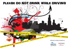 Ad for Drinking and Driving by MadreMedia