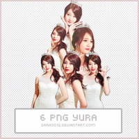 PACK PNG YURA GIRLS DAY by sara3012