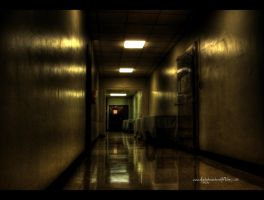 Hall of the Dead by ellysdoghouse