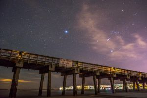 Stars at the pier 3 by Citpars