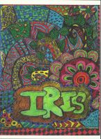 Iris By j8mds , colored by me by tylerp1991