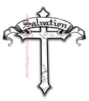 salvation tee1 by anavrinpapercuts