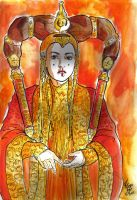 Queen Amidala by bulma24