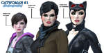 First Look: 26 Year old Selina Kyle by arpith20