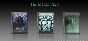 The Matrix Pack by manueek