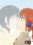 Unknowing Kiss by sonoci