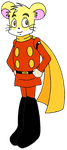 C009: Cyborg 0017 NEW: Colored by Wanda92