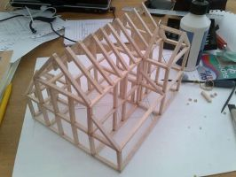 Home Structure back by ChrisR1982Edin