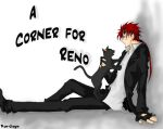 A Corner for Reno by pen-gwyn