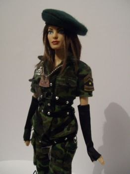 Madonna American Life OOAK by ladymadge