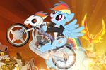 Dash Out of Hell by PixelKitties