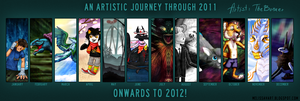 Art Of The Year 2011 by DeceptiBonk