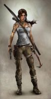 Lara Croft: reborn by TanyaCroft