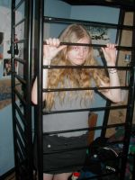 Caged Jess by theblackrainbowSTOCK