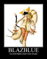 Blazblue by ObliviousGod