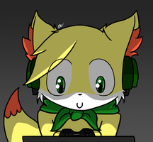 - PS - Desu Fennekin - Game Mode, Activate by Tukari-G3