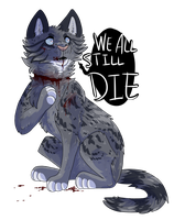 Ashfur by salmon-bear