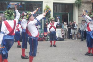 Morris dance 44 by PsychicHexo
