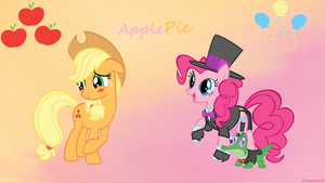 Applepie Wallpaper by Chipettes33