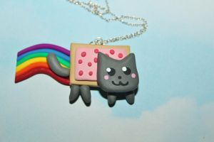 Nyan Cat Charm by CharmStop