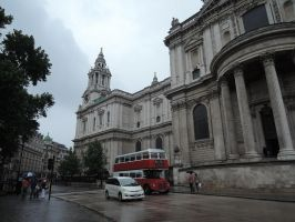 St Paul's Cathedral by Pehaife