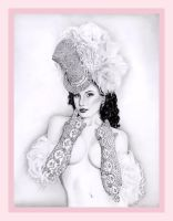 Dita Von Teese .: Burlesque :. by tainted-orchid