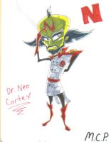 Dr. Neo Periwinkle Cortex by mcp100