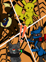 All out attack POKEMON STYLE! by ZackSeypher