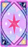 Tarot Card Back Preview by luna-tsukino
