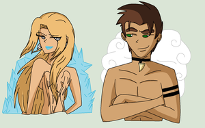 Character Redesigns? by CrystalQueenOfIce