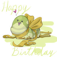 Birthday Leech by Pikalu
