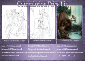 Commission list by Destinyfall