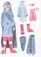 Vaati costume design by gowa