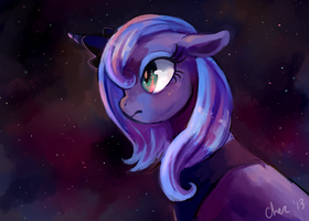 Princess Woona by Cherkivi