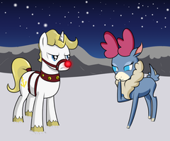 Reindeer Games by LXYacht