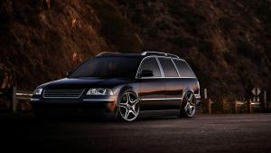 Passat Variant B5 by alemaoVT