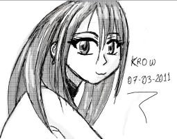 Girl pchat by krow000666
