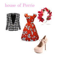 House of Perrie Uniform 1 by Phabayane