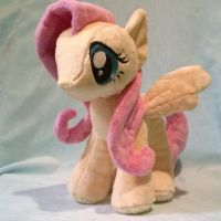 Fluttershy #2 by ManlyStitches