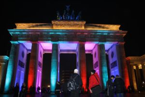 'Festival of lights' Berlin by Cube-of-Seraphim