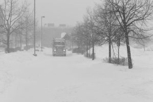 2015 January Blizzard, The Big Help by Miss-Tbones