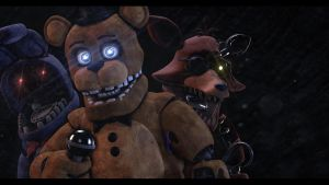 Withered Freddy Animation by rhydonYT
