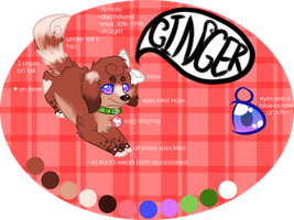 Ginger Reference Sheet 2012 by tsubukichi